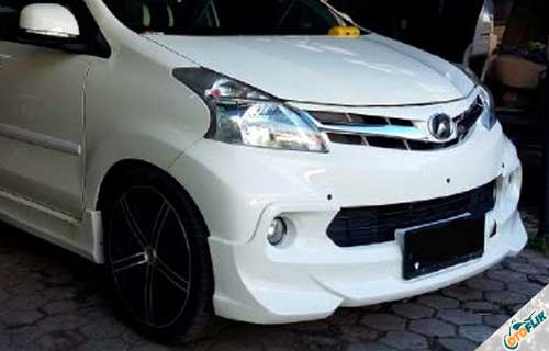 Bodykit Avanza Luxury 2012-2014