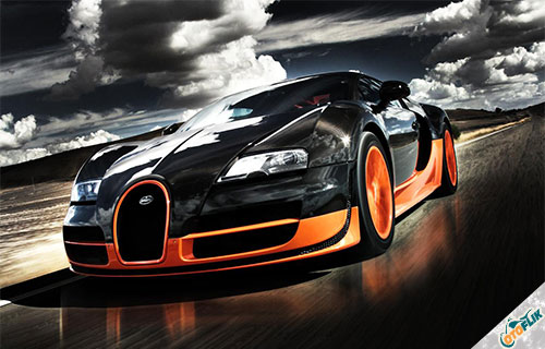Buggati Veyron Grand Sport
