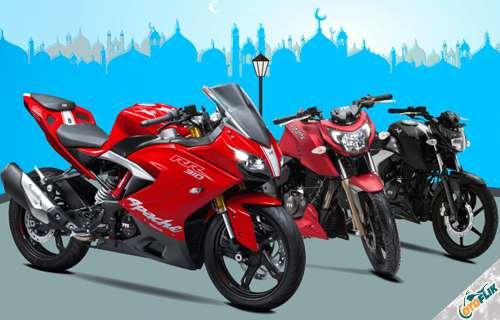 Daftar Harga Motor TVS Terbaru