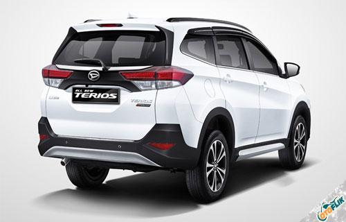Eksterior Daihatsu All New Terios