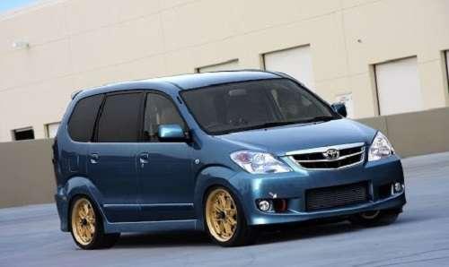 45 Modif Mobil All New Avanza 2012 Terbaru