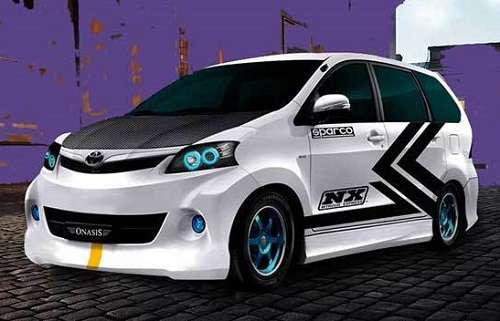 Gambar Modifikasi Toyota Avanza 2