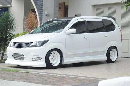 Gambar Modifikasi Toyota Avanza 3