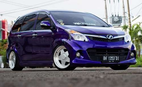 Gambar Modifikasi Toyota Avanza 4