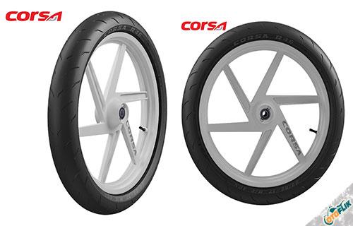 Harga Ban Corsa R46 Terbaru dan Terbaik