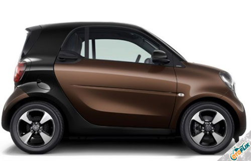 Harga Mobil Smart Fortwo