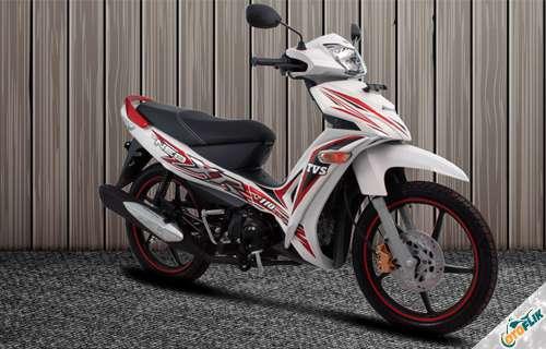 Harga Motor TVS Moped