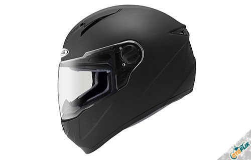 Helm Full Face Zeus ZS-811 Matt Black