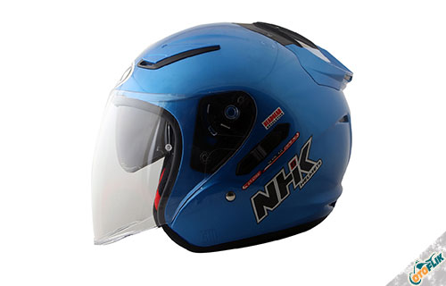 Helm Half Face NHK R1 Solid