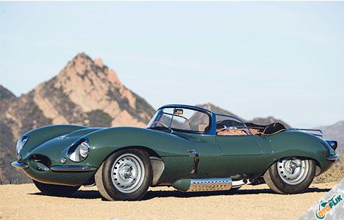 """Jaguar XKSS """"New Original"""""""
