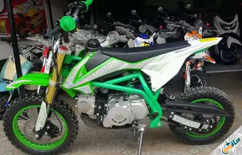 Medium Trail 110cc MT Vii