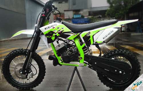Medium Trail 50cc MT Vi-A