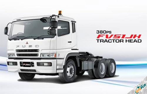 Mitsubishi Tractor Head Fuso