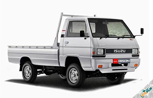 Mobil Isuzu Bison