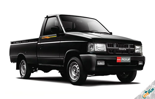 Mobil Isuzu Pick Up