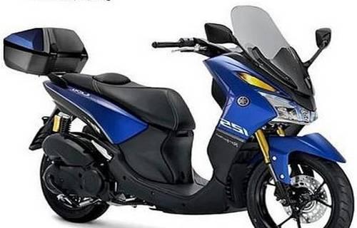 Modifikasi Jok Motor Yamaha Lexi 2