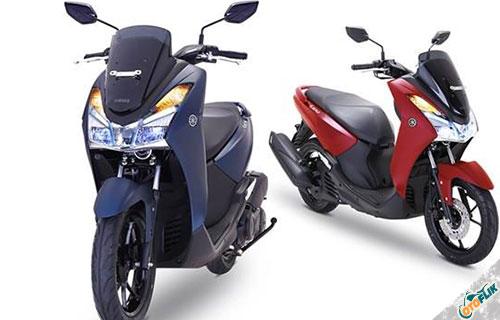 Modifikasi Motor Yamaha Lexi