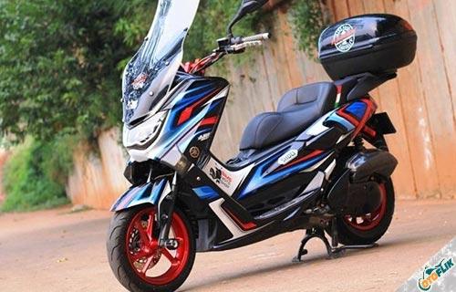 Modifikasi Motor Yamaha NMAX