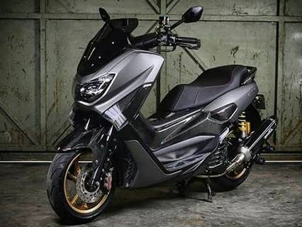 Modifikasi Nmax Simple