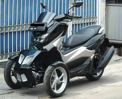 Modifikasi Yamaha Nmax Keren Extrem
