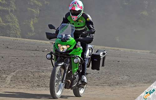 Motor Adventure Murah Kawasaki Versys X-250