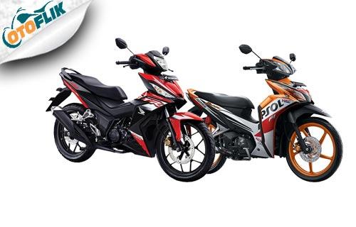Motor Bebek Honda Terbaru