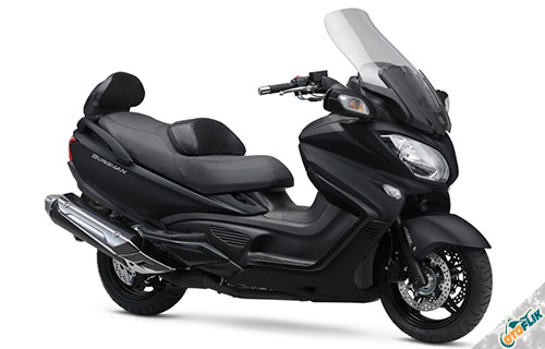 New Suzuki Burgman Executive 650