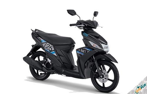 New Yamaha Mio M3