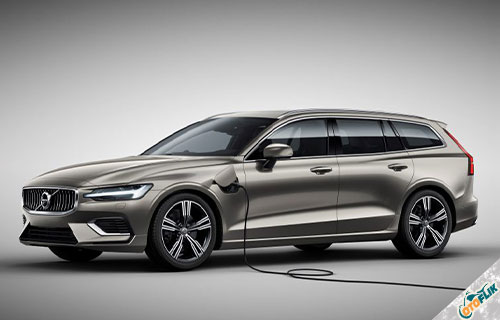 The New Volvo V60