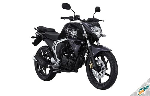 Yamaha All New Byson FI