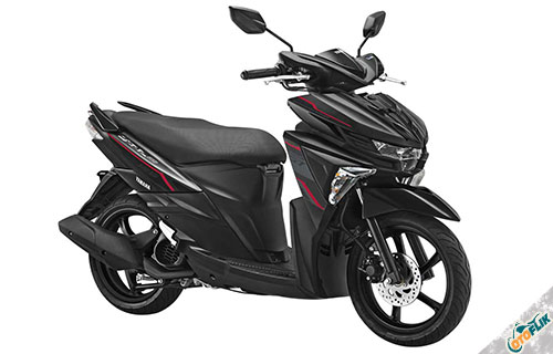 Yamaha All New Soul GT