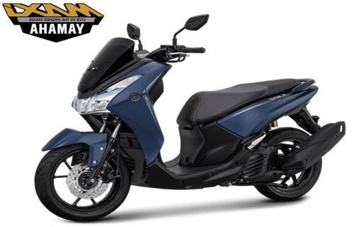 Yamaha Lexi S Warna Biru