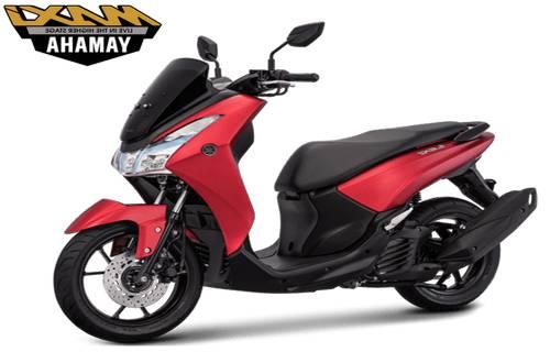Yamaha Lexi Warna Merah