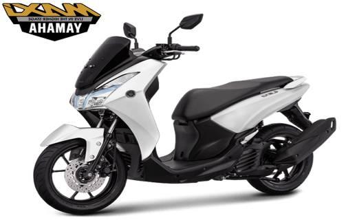 Yamaha Lexi Warna Putih