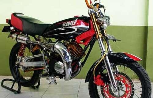 Modifikasi Rx King Cobra 66 Foto Gambar Modifikasi Yamaha