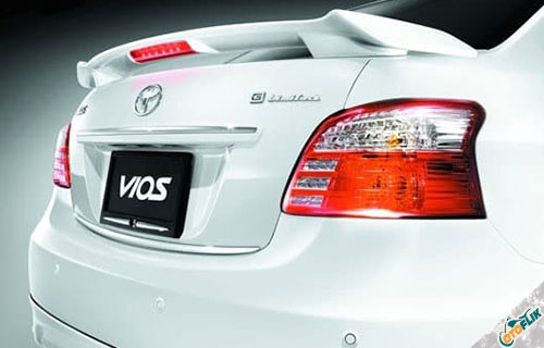 Bodykit Toyota Vios Spoiler 2007-2012