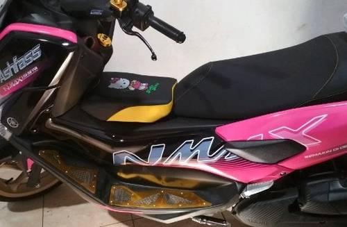 Boncengan Depan Anak Yamaha Nmax