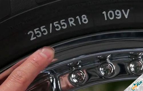 Cara Membaca Ukuran Ban Motor Kode Metric