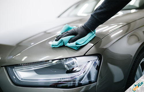 Cara Menghilangkan Goresan pada Mobil Menggunakan Minyak Rem
