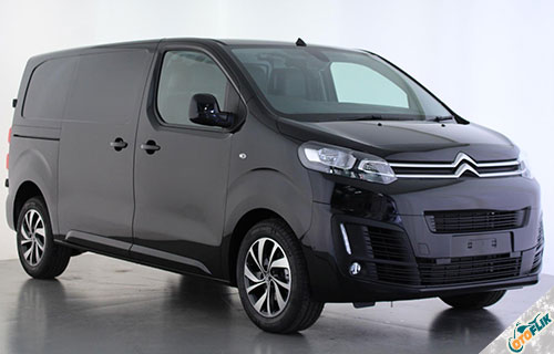 Citroen Dispatch Van