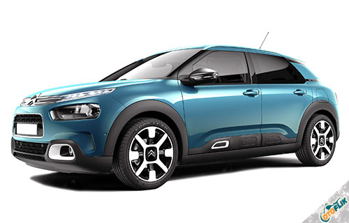 Citroen New C4 Cactus Hatch