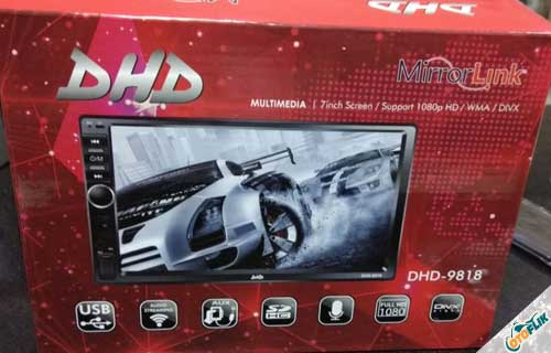 DHD-8113 Double Din