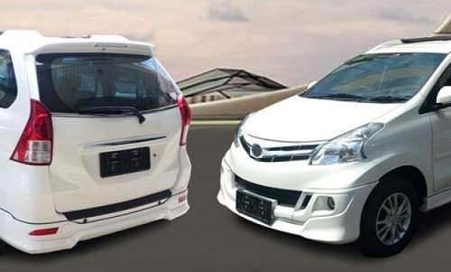 Gambar Modifikasi Toyota Avanza 5