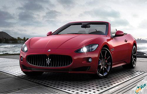 Maserati Grand Carbio