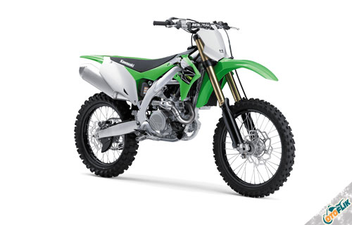 All New Kawasaki KX 450