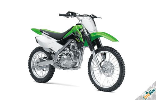 New Kawasaki KLX