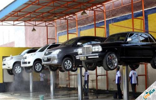 Harga Hidrolik Cuci Mobil Baru Bekas Termurah
