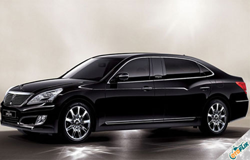 Hyundai EquusLimousine