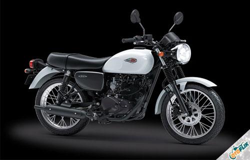 Kawasaki Street Model W175