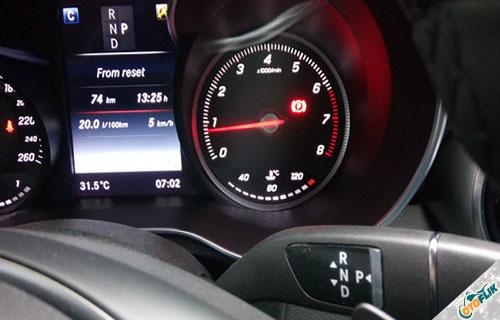 Kerusakan pada Panel Speedometer